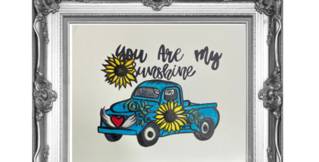 You Are My Sunshine Pickup Truck Traceable Digital Pack