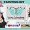 Thumbnail: You Are Extraordinary Butterfly ~ Painting Kit