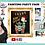 Thumbnail: Santa Llama Painting Kit ~ Painting Party Gift