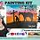 Thumbnail: Faith Cowboy Kneeling at the Cross~ Painting Kit
