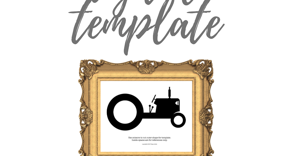 Tractor Template