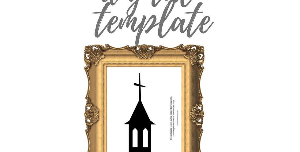 Steeple Template Pack