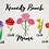 Thumbnail: Personalized Birth Flowers for Mom  ~ Painting Kit
