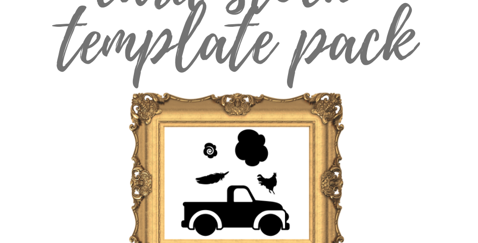 Pickup Truck on the FarmTemplate Pack with Online Video Class