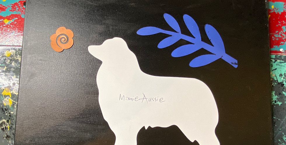 Minnie Aussie Template Pack