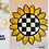 Thumbnail: Courtly Check Sunflower Painting Kit ~ Painting Party Gift Pack