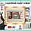 Thumbnail: Joy Wreath on Shiplap  Painting Kit ~ Painting Party Gift