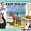 Thumbnail: Guitar on the Beach ~ Painting Kit