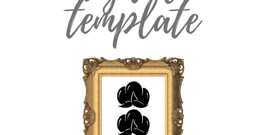 Cotton Template