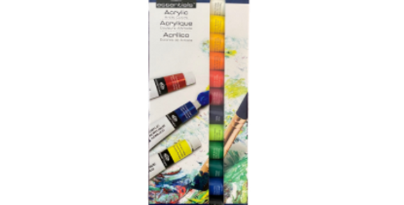Royal Brush Premium Acrylic Paint Set 12 Pack
