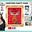 Thumbnail: Christmas Reindeer Painting Kit ~ Painting Party Gift