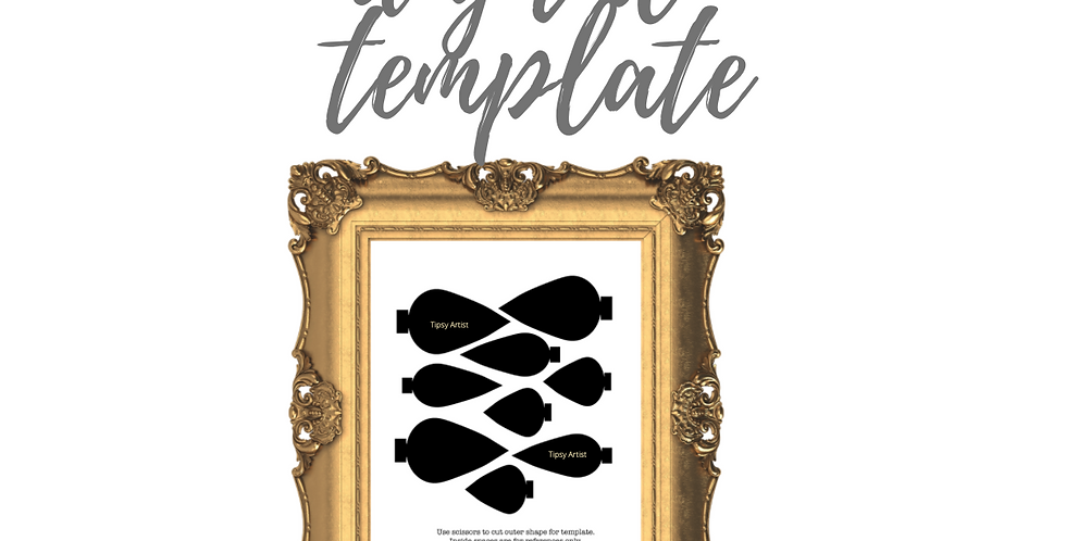 Ornaments Template Pack