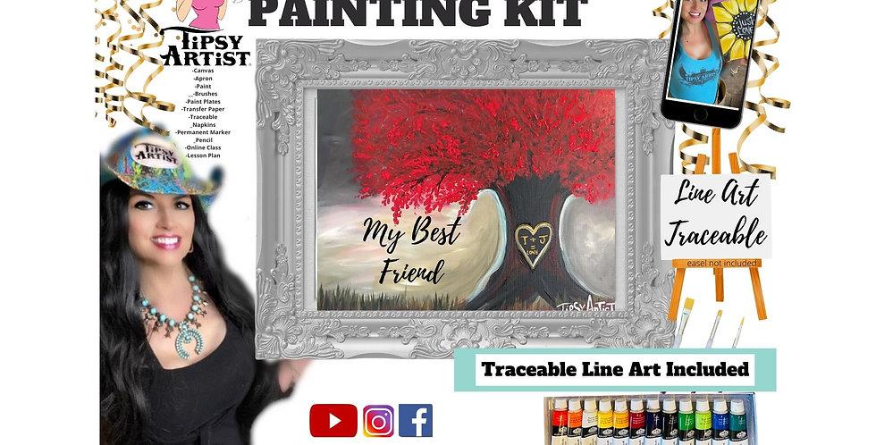 My Best Friend ~ Painting Kit