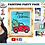 Thumbnail: Christmas Truck with Puppy Dog Painting Kit ~ Painting Party Gift