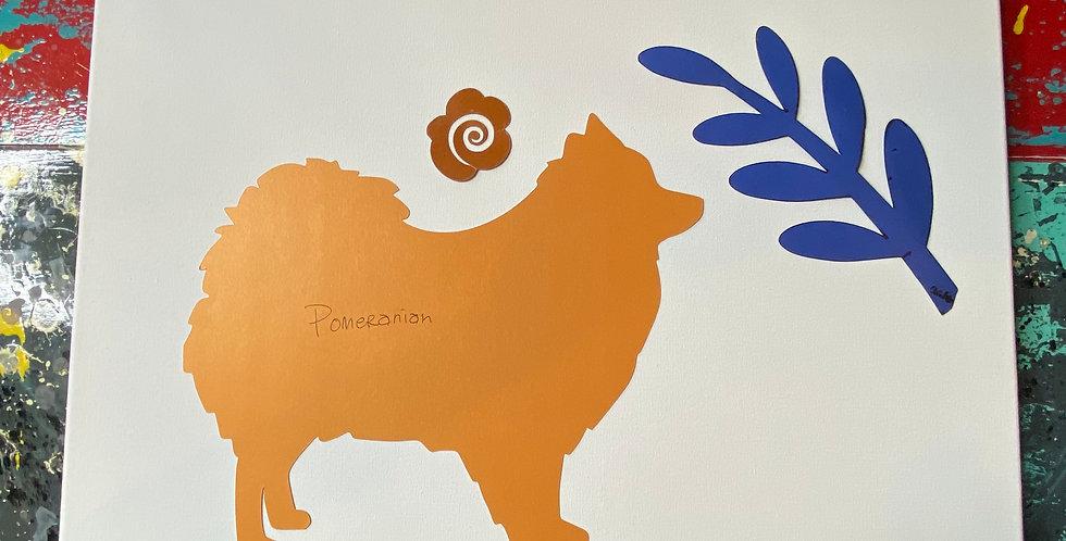 Pomeranian Template Pack