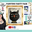 Thumbnail: Smiling Cat ~ Painting Party Kit