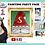 Thumbnail: Monogram Sleepy Santa Painting Kit ~ Painting Party Gift