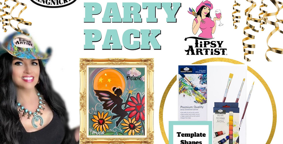 Fairies ~ Painting Party Pack