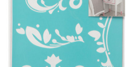 Martha Stewart Crafts® Laser-Cut Stencils: Scroll