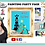Thumbnail: Christmas Pumpjack - Strike it Rich!  Painting Kit ~ Painting Party Gift