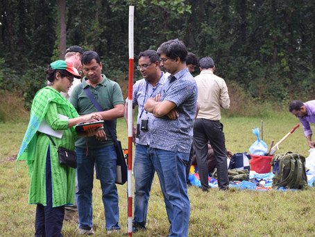 The Bangladesh Forest Information System (BFIS): connecting people and resources/data for better for