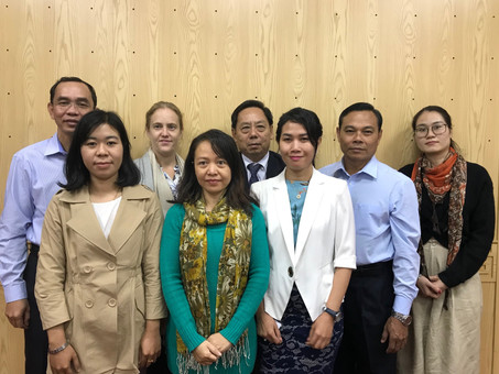 Viet Nam, Myanmar and Cambodia Share Lessons on SIS operations