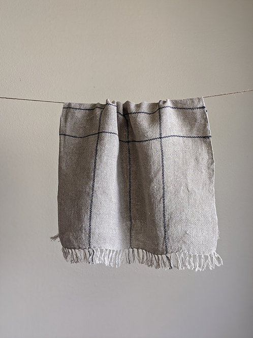 Windowpane Tea Towel *alternative design*