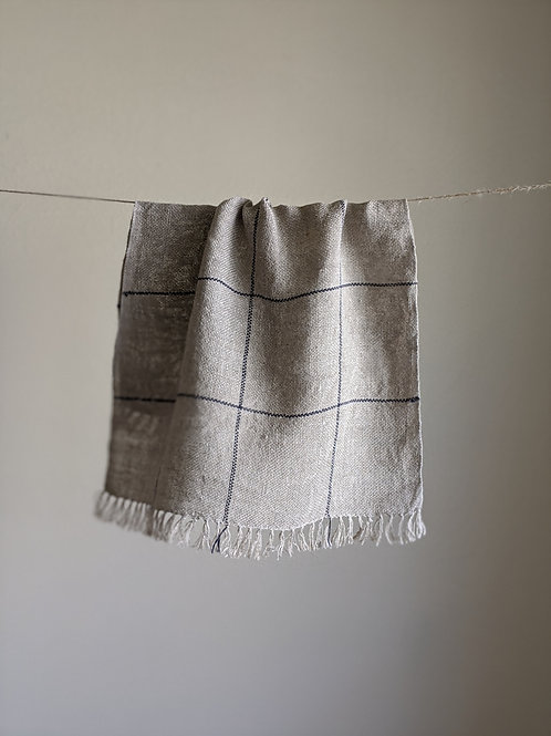 Windowpane Tea Towel