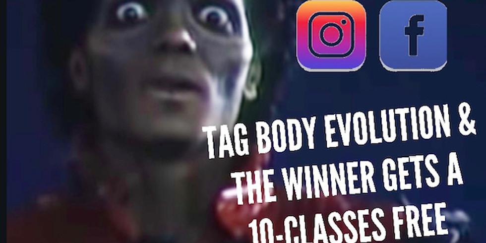 Thriller Video Contest