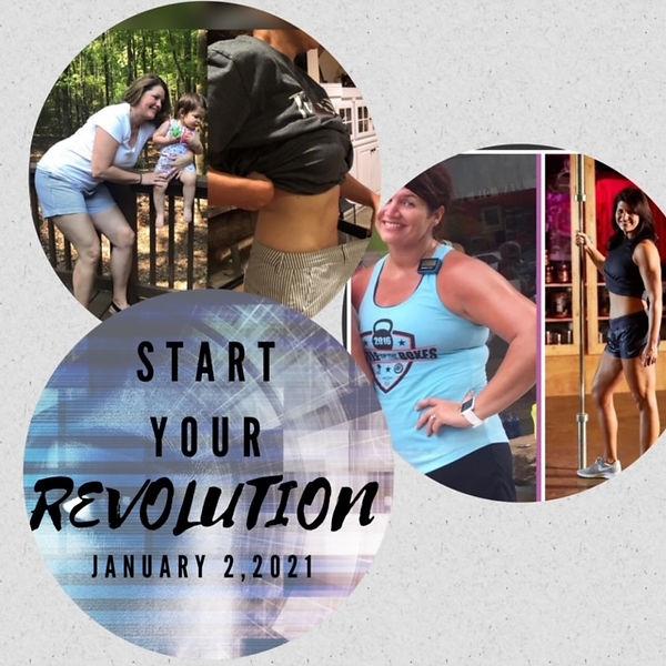 Revolution12weekchallenge