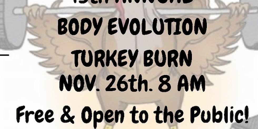 Turkey Burn Workout