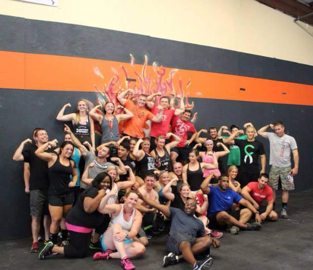 Body Evolution Gym HIIT Party
