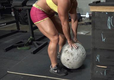 Body Evolution Strongman Class