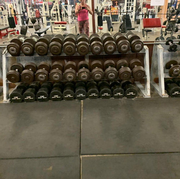 Dumbbells 5-150 Pounds