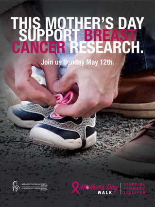 Old Ad Guys step forward, to support Breast Cancer Research.