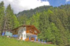 Konstanzer Jägerhaus an der Giebelstraße