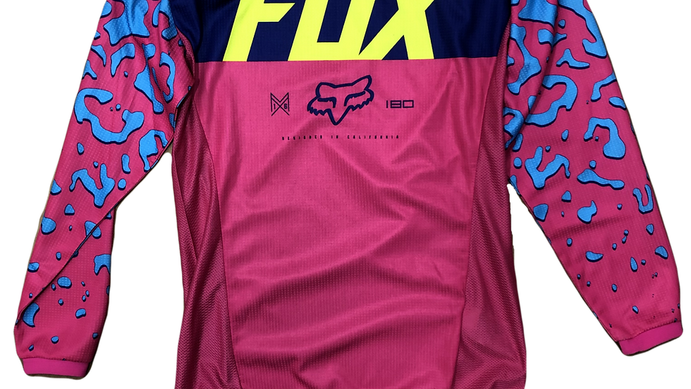 FOX RACING Yth 180 MX Motocross Riding Jersey