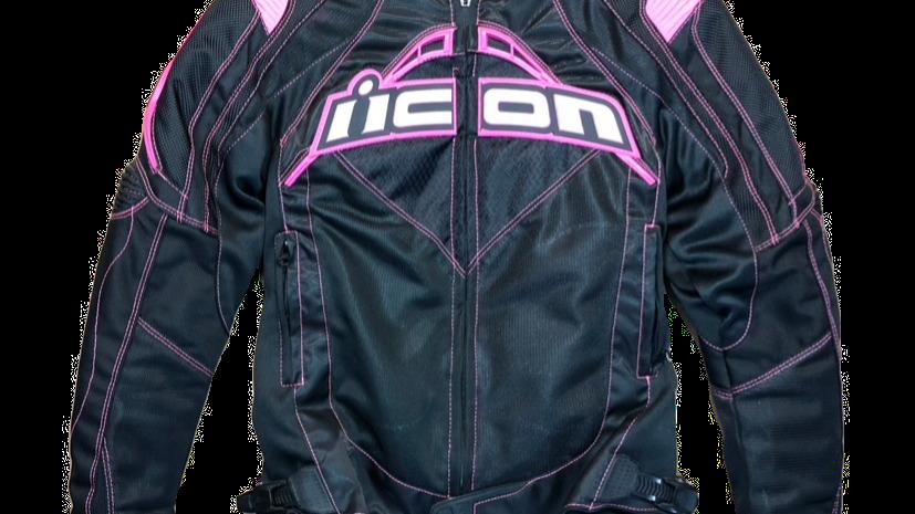 ICON Contra Women's Biker Jacket