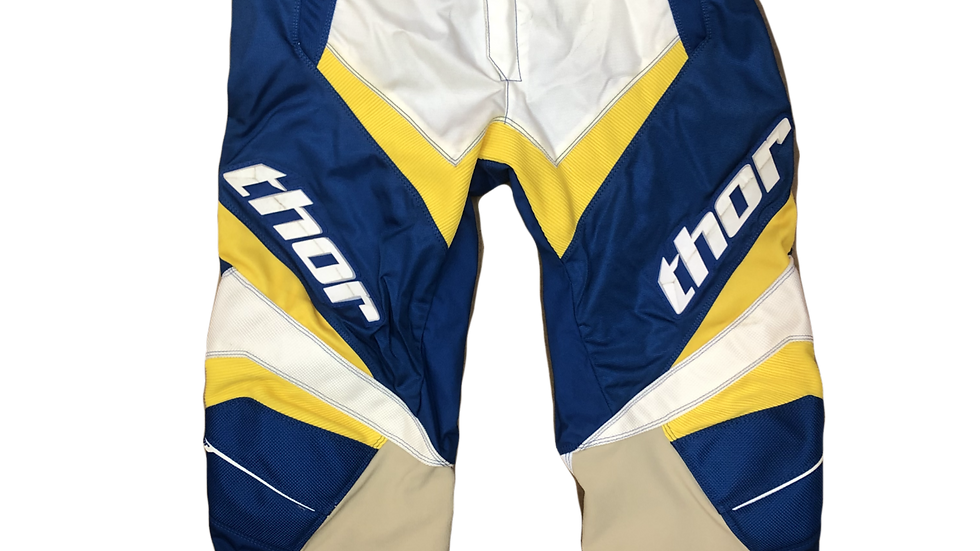THOR Youth Phase S8 Riding Pants