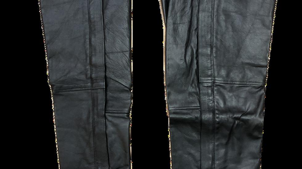 ROCKHARD Leather Vintage Chaps