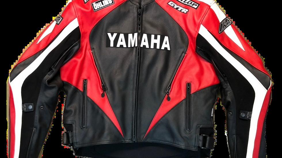 YAMAHA Genuine Leather Riding Jacket
