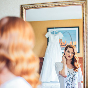 Kevin + Emily | Shades of Grey | St Louis Wedding