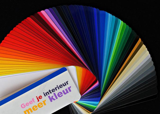 Kleur je interieur