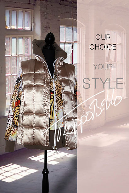TROPPO BELLO PRE-OWNED FASHION, OUR CHOICE, YOUR STYLE