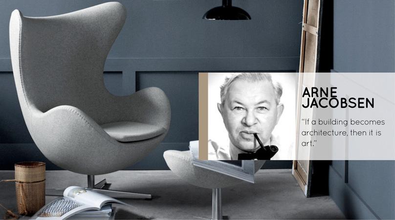 Furniture - Arne Jacobsen