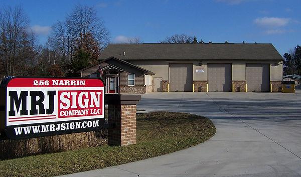 MRJ Sign Company LLC