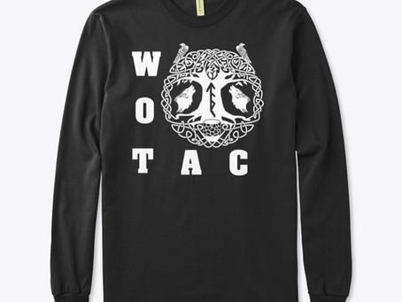 New WoTAC Merchandise!