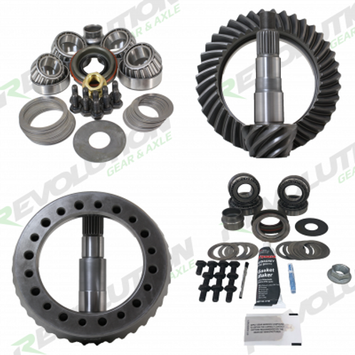 JK RUBICON 4.11-5.38 RATIO GEAR PACKAGE REVOLUTION GEAR