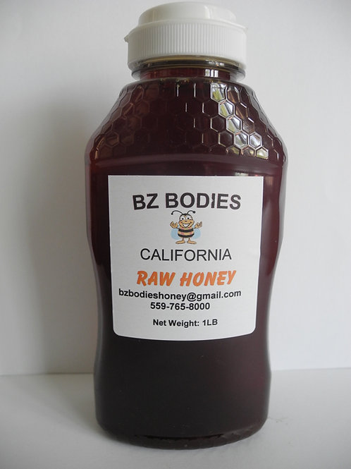 Cotton Raw Honey