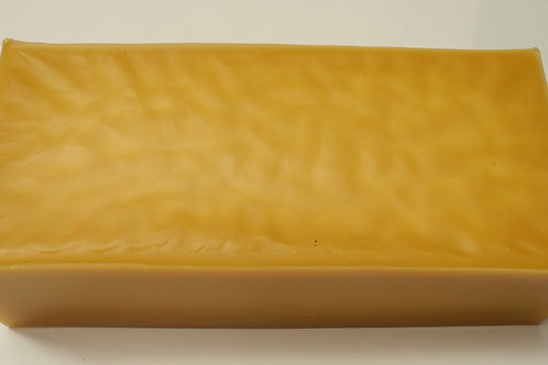 Hand-poured, pure beeswax